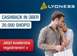 Die internationale Einkaufsgemeinschaft Lyoness ist ein branchen- und länderübergreifendes Netzwerk, das Mitgliedern einen einzigartigen Vorteil bietet: Geld zurück bei jedem Einkauf!