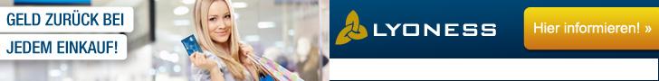 Lyoness ist eine starke internationale Einkaufsgemeinschaft und überzeugt mit einem umfassenden Netzwerk an Partnerunternehmen. Zudem unterstützen Sie mit jedem Einkauf automatisch die Lyoness Child & Family Foundation.