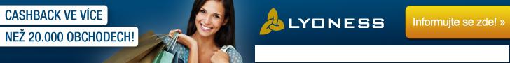 S Lyoness profitujete jako Lyoness člen při každém nákupu! Získáte Cashback s každého nákupu  u více než 20.000 Lyoness partnerských společností: prostřednictvím online nakupování, nákupem  s originálními poukázkami  nebo mobilním nakupováním.