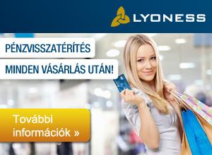 A Lyoness egy erős nemzetközi vásárlói közösség, amelynek meggyőző ereje a partnervállalatok átfogó hálózatából fakad. Ráadásul Ön minden vásárlásával automatikusan támogatja a Lyoness Gyermek és Család Alapítványt.
