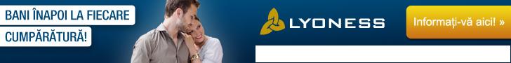 Societatea internațională de cumpărători Lyoness este o rețea care cuprinde  branșe și țări și oferă membrilor un avantaj unic: bani înapoi la fiecare cumpărătură!