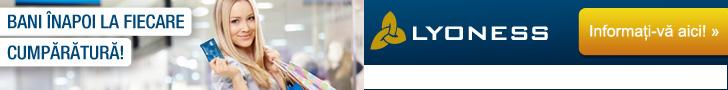 Lyoness este o societate de cumpărători internațională puternică și convinge cu o rețea cuprinzătoare de parteneri comerciali. �n plus, cu fiecare cumpărătură sprijiniți automat Lyoness Child & Family Foundation.