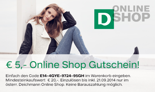 deichmann.at Onlineshop
