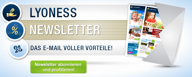 Lyoness Newsletter